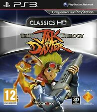 The Jak and Daxter Trilogy PS3 PlayStation3 Video Game Mint Condition UKRelease