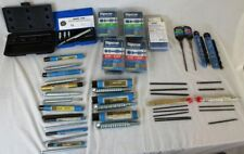 Lot of Concrete Installation Tools & Supplies: Tapcon, New England & Others