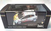 FIAT GRANDE PUNTO S2000 #15 MC 2009 BURRI 1:43 IXO VOITURE RALLYE-DIECAST-RAM380
