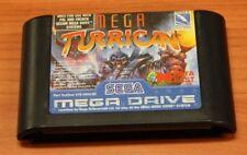 Jeu Sega Mega Drive mega turrican PAL