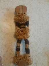 African Congo handmade folk art figurine