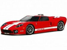 HPI FORD GT BODY (200MM/WB255MM) Unpainted Body NEW HPI-7495