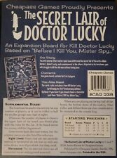 Cheapass Games - Kill Doctor Lucky - The Secret Lair of Doctor Lucky (New)