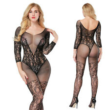 Cytherea Sexy Lingerie Women's Dress Underwear Lace G-string Sleepwear 8507