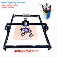 40X50cm 0.5W - 15W Laser Engraving Machine  2 Axis DIY MINI Laser Engraver Power