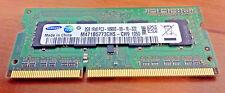 SAMSUNG 2GB  PC3-10600S M471B5773CHS-CF9/M471B5773DH0 1RX8 DDR3 LAPTOP  MEMORY