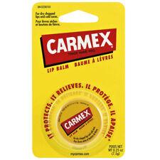 1 x Carmex JAR Orignal formula Lip Balm Moisturising Dry lips 7.5g / 0.26oz USA