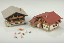 "Kibri N 7042 HABITATION "" Bayern BERGDOKTOR "" avec figurines poussière / boue /"
