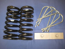 MGB RUBBER BUMPER FRONT AND REAR LOWERING KIT ***D2D