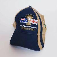Vodafone 2010-2011 Australia v England Ashes Series Boxing Day Test Cap Hat OSFM