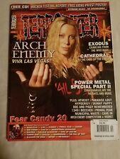 Terrorizer Magazine Issue 136 Power Metal Special Pt. 2