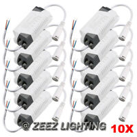 Slim LED Panel Ceiling Down Light Replacement Driver 6W 9W 12W 15W 18W 20W 25W