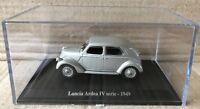 "DIE CAST "" LANCIA ARDEA IV SERIE - 1949 "" + TECA RIGIDA BOX 2 SCALA 1/43"