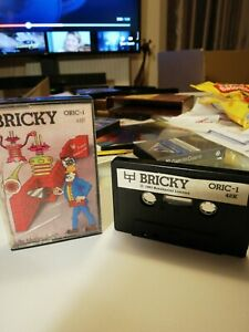 Bricky Game For Oric Computer