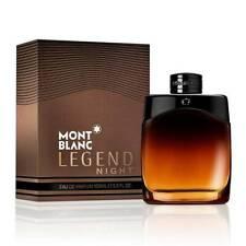 Perfume MONT BLANC Legend Night Eau de Parfum 100ML Nuevo Y en Blíster