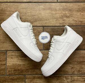 Nike Air Force 1 '07 White Low CW2288-111 Men's Sizes 12 & 12.5