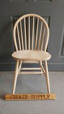 Solid Wood Brand New Windsor Back Farmhouse Kitchen Dining Chair