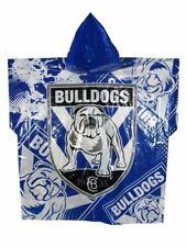 NRL Canterbury Bulldogs Wet Weather Poncho / Rain Coat