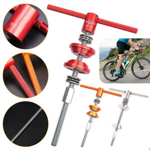 Bicycle Headset Cup Removal Installer Press-in Shaft Bowl Bottom Bracket BB Tool