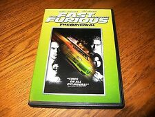 Fast & Furious (DVD, 2011) The First in the Fast & Furious Saga - The Original