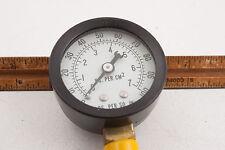 100 lbs Per Sq In Vintage Pressure Gauge Steampunk(B5L-11)KG CM 2 CM2 Metric PSI