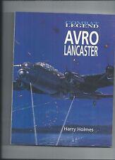 AVRO LANCASTER - COMBAT LEGENDS - AVIATION - HARRY HOLMES