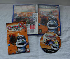 CRAZY FROG RACER -PAL- Playstation PS2 SLES 53869 UK FR ITA ES