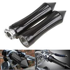 "2x Sportbikes Kit Handle Hand Grip 7/8"" Bar for Harley Bobber Chopper Cafe Racer"