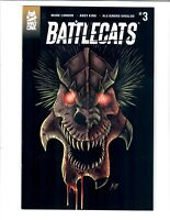 BATTLECATS #3 2018 MAD CAVE COMIC.#103658D*7