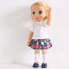Disney Baby Doll Clothes/Tee+Skirt+Socks/Animator's collection Princess 16 inch