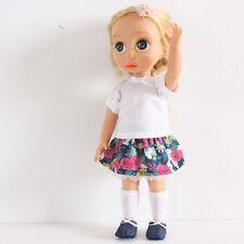 Disney Baby Doll Clothes/Tee+Skirt+Socks/Animator's collection Princess 16 inch