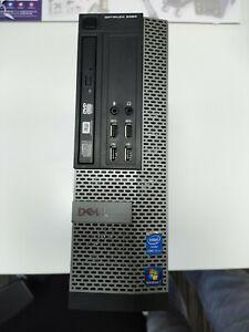 Dell Optiplex 9020 i5 SFF Desktop PC 4GB Win 10 Pro Computer