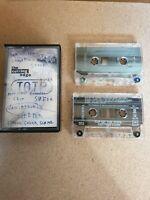 TOTP The Cutting Edge Double Album Cassette Cast Paul Weller Ash Mansun Garbage