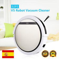 ILIFE V5 Robot Inteligente Aspiradora Limpiador AutomáTico Microfibra Vacuum ES