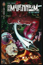 Critical Millennium & ltthe DARK Frontier & GT US Archaia COMIC vol. 1 # 2of4/'10