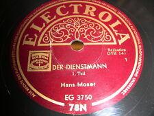 6/2R Hans Moser - Der Dienstmann - 2Teil