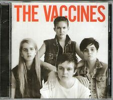 THE VACCINES-Coming Of Age-2012 CD-BRAND NEW-Still Sealed