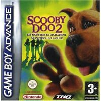 Scooby Doo! 2 Monsters Unleashed GBA For GBA Gameboy Advance 8E