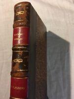 Gustave Flaubert - Madame Bovary (Leather Binding)