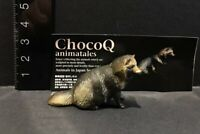 Kaiyodo Animatales Choco Q Series 7 Eastern Racoon Figure