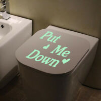 Door Wall Art Decal Toilet Decal Toilet Seat Seat Decal Funny Bathroom Decal HS3