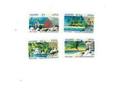 VINTAGE CLASSICS - MALDIVES SC # 1832-5 SAARC Environment Stamps Set of 4 MNH