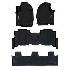 Maxliner 2018-2020 Fits Ford Expedition Lincoln Navigator L 3 Row Floor Mats