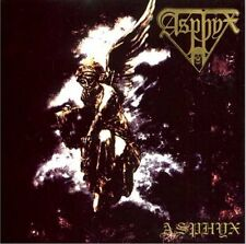 ASPHYX SELF TITLED ALBUM SEALED CD NEW