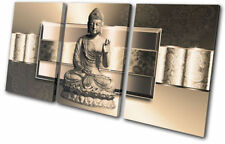 Canvas Buddha Abstract Decorative Posters & Prints