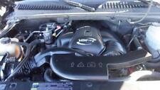 2005 ESCALADE 6.0 LQ9 VORTEC ENGINE 4L65E 4X4 TRANSMISSION LIFTOUT SWAP 124K LS2