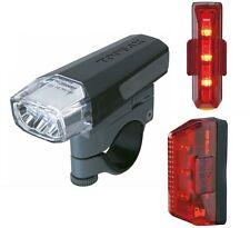 Topeak Aero Combo LED Luce Set MTB BICI LUCI ANTERIORE POSTERIORE LED