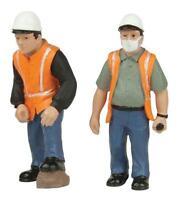 BACHMANN SCENECRAFT 47-403 O SCALE Lineside Workers C