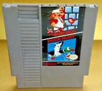 Super Mario Bros. / Duck Hunt - Nintendo NES Game Rare Tested Works Great