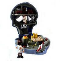 Mighty Max Escapes Skull Dungeon Doom Zones Playset Incomplete 1992 Bluebird 90s